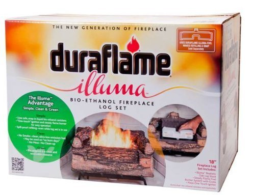 bio ethanol fireplace logs - 8