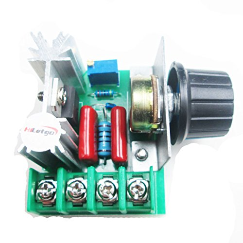 Hiletgo led bulbs pwm ac motor speed control controller Speed control for ac motor