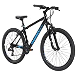 Diamondback Bicycles 2015 Sorrento Hardtail Complete Mountain Bike, Black, Medium