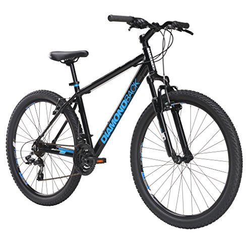 Cheap Diamondback Bicycles 2015 Sorrento Hardtail Complete Mountain Bike, Black, Medium
