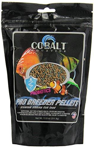 Cobalt Aquatics Pro Breeder Pellet, 11 oz