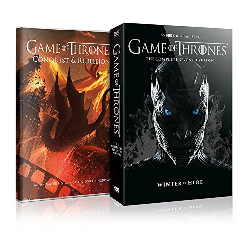 Game of Thrones Season 7 (DVD, 2017, 5-Disc Set)