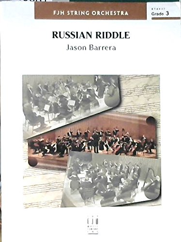 Russian Riddle [FJH String Orchestra score with parts Grade 3]