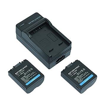 Cargador de batería para Panasonic Lumix DMC fz-28 fz-35 fz-38 Leica V-Lux vlux 1