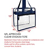Clear-Bag-For-Stadium-12 x 12 x 6 with Front