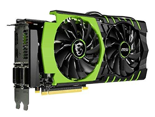 MSI Limited Gaming Edition GeForce GTX 970 4GB OC DirectX 12 VR Ready (GTX  970 Gaming 100ME)