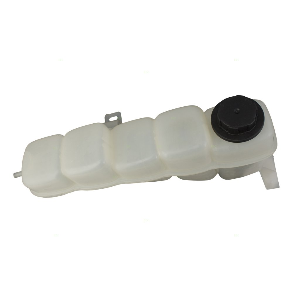 Coolant Recovery Tank Expansion Reservoir Bottle w/Cap Replacement for Ford Excursion Super Duty Pickup Truck 2C3Z8A080AA AutoAndArt