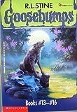 Goosebumps Boxed Set, R. L. Stine, 0590628356
