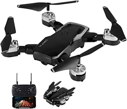 Goolsky HJ28 RC Drone with Camera 1080P WiFi FPV Drone Gesture Photo//Video Quadcopter Altitude Hold Helicopter for Beginner Training Gift