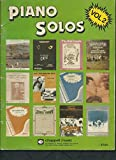 PIANO SOLOS VOL 2 (Songbook) (Chappell Music) 12 Songs, Mostly Piano Solo, 3 P/V/G; All Creatures Great & Small, All The Rivers Run, Baby Elephant Walk, Theme From Cheers, Endless Love, Exodus, The Jewel In The Crown, The Life & Times Of David Lloyd George, The Man From Snowy River, Memory, The Odd Couple, Terms Of Endearment