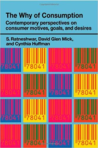 The Why of Consumption: Contemporary Perspectives on Consumer Motives, Goals and Desires (Routledge Interpretive Marketing Research)