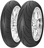 Avon Tyres AV80 3D Ultra Sport Tire - Rear - 200/50ZR-17 , Position: Rear, Tire Size: 200/50-17, Rim Size: 17, Load Rating: 75, Speed Rating: W, Tire Type: Street, Tire Construction: Radial, Tire Application: Sport 4530017