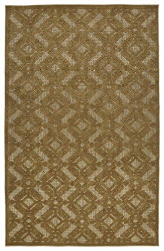 Five Seasons Collection Light Brown Rug (2'6