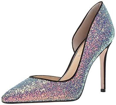 Jessica Simpson Women's PHEONA2 Shoe, Blush, 5 M US