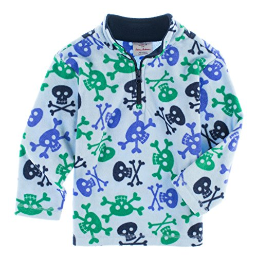 Hanna Andersson Sizes (Hanna Andersson Blue Pirate Fleece Sweatshirt Top)