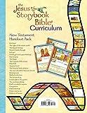 The Jesus Storybook Bible Curriculum Kit Handouts, New Testament