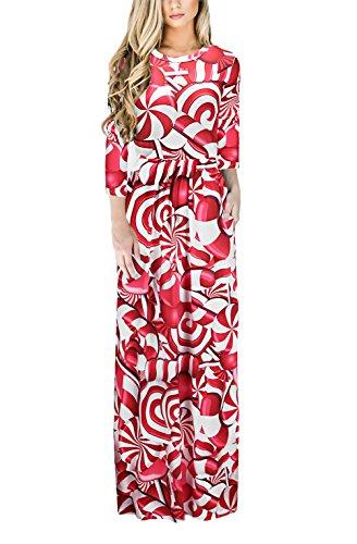 Damen Kleider Abiballkleid Herbst Winter Elegant Kleid Mode Festlich ...