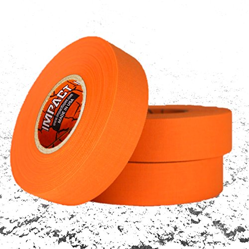 IMPACT Athletic Tapes  Neon Orange Athletic Tape 1