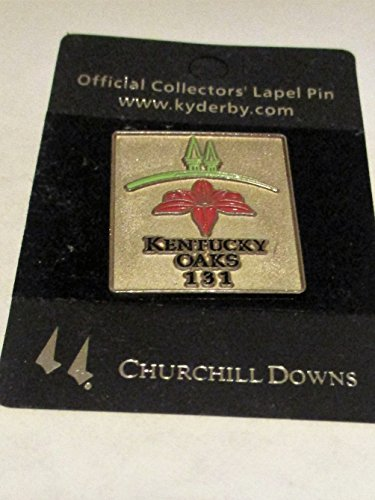 Kentucky Oaks 131 Official Collector's Lapel Pin ... Churchill Downs (Kentucky Oaks Derby)