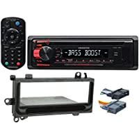 1997-2002 JEEP WRANGLER TJ Kenwood CD Player Receiver Stereo MP3/Aux+Remote