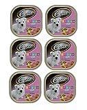 Cesar Puppy Chicken - Egg & Rice 3.53Oz - 6 Pack