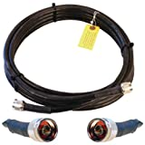 Wilson Electronics 952320 Ultra Low Loss Coaxial Cable, 20 -Feet
