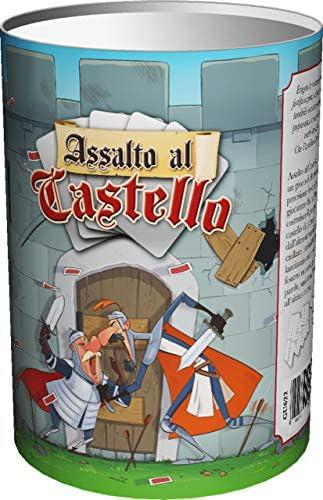 Juegos Unidos – Asalto al Castillo, Multicolor, 1: Amazon.es: Juguetes y juegos