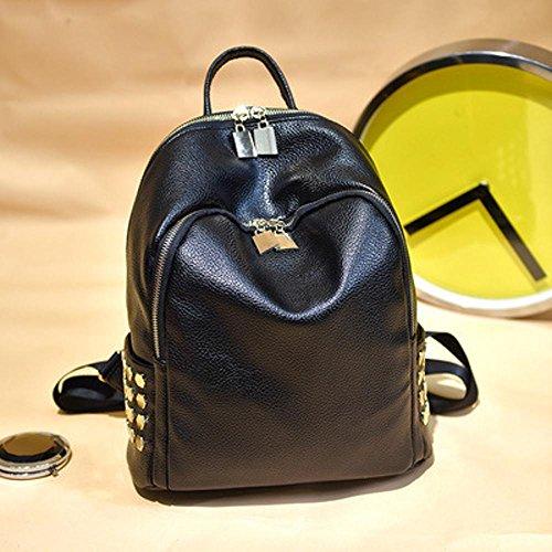 dos Fashion nylon bandoulière B L'édition tissu en sac femelle d'Oxford coréenne double sac à Aoligei à sac féminin de toile EaqxC