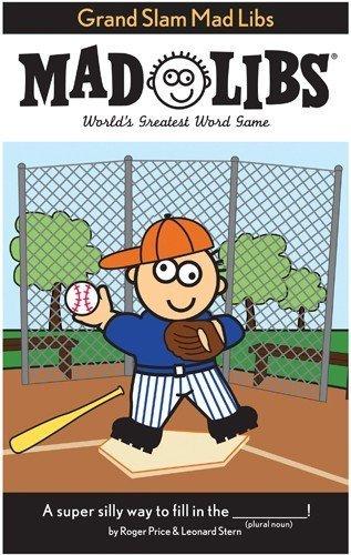 Grand Slam Mad Libs (Mad Baseball Jersey)