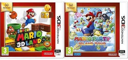 Super Mario 3D & Mario Party: Island Tour: Amazon.es: Videojuegos