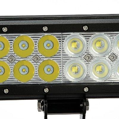 "42"" 288w Cree Led Light bar 28800lm Combo waterproof 10-30Volt DC Work Light for Trucks Off-road Vehicles 4x4 4WD Pickup SUV UTV car Pickup off road Camper"