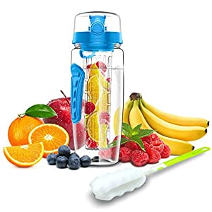 Babacom Wasserflasche Titelbild