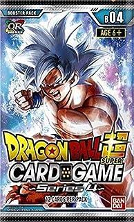 Amazon.com: Dragon Ball Super The Crimson Saiyan Deck Series ...
