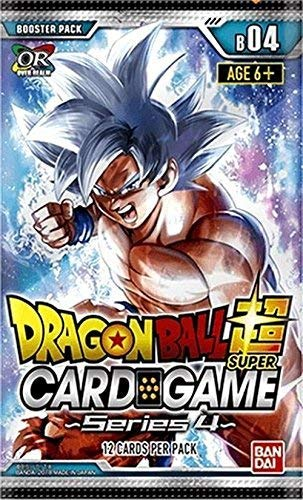 Dragon Ball Super Colossal Warfare Series 4 TCG Booster Display Box