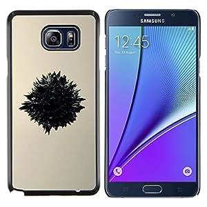 """For Samsung Galaxy Note5 / N920 , S-type Deformación"""" - Arte & diseño plástico duro Fundas Cover Cubre Hard Case Cover"""