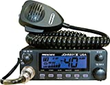 President Johnny III USA 40 Channel CB Radio 12 or 24V!