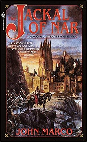 THE JACKAL OF NAR By Marco, John (Author) Mass Market Paperbound on 01-Feb-2000