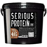 The Bulk Protein Company Serious Protein Powder (Chocolate, 4 Kg)