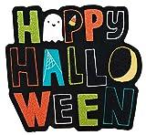 Halloween window clings for Kids, Halloween Classroom Decorations - 34 Total Decals