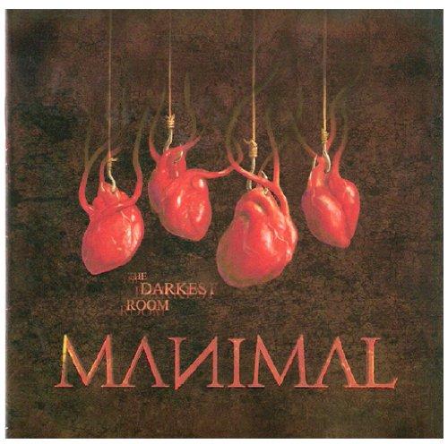 Manimal: The Darkest Room (Audio CD)