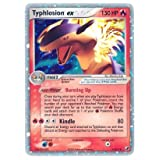 Typhlosion EX - Unseen Forces - 110 [Toy]