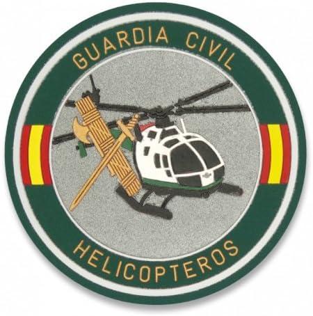 Albainox Parche Guardia Civil Helicopteros 30502: Amazon.es: Electrónica