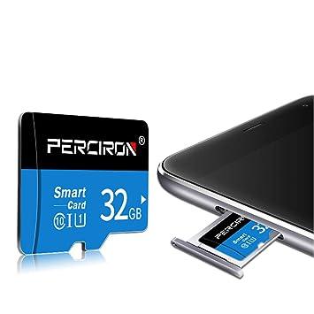 ZENG Tarjeta de Memoria de 32GB, Tarjeta TF de Tarjeta de Memoria ...
