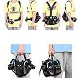 TwoLions Professional Sport Waist Bag For Drifts