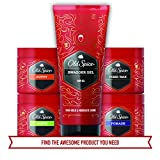 Old Spice Forge Molding Putty, Hair Styling For