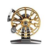 Best Berkley Saltwater Fishing Rods - 365Cor(TM) Fly Fishing Reel Aluminum Metal Drag Water Review