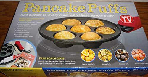 Pancake Puffs Aebleskiver Pan