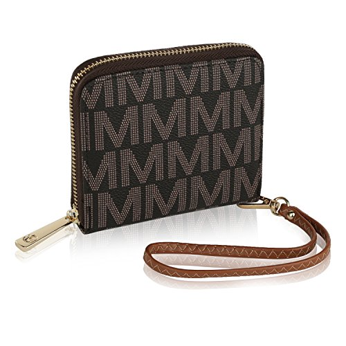 MKF Collection Bismarlyn Milan M Signature Wristlet/Wallet by Mia K -