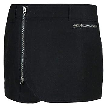 Amazon.com : Skhoop Women's Wool Mini Skirt : Sports & Outdoors