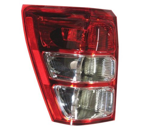 Unknown Partslink Number FO2800182 OE Replacement Ford F-150 Driver Side Taillight Assembly